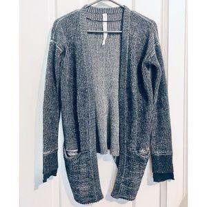 [LULULEMON] LIKE NEW Thick Open Knit Cardigan